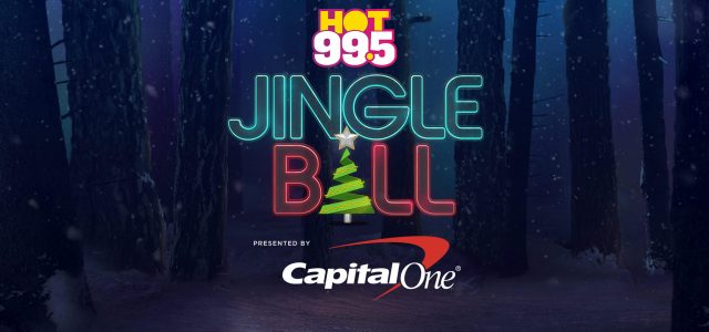 iHeartRadio's Annual Jingle Ball Presented By Capital One Takes Over DC. December 2018
